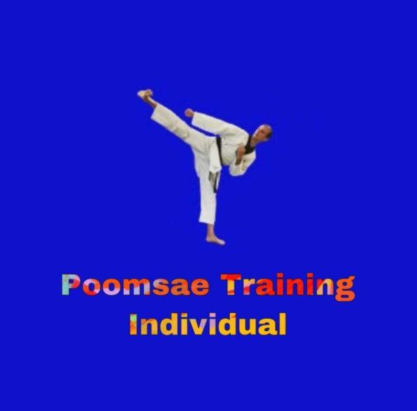 Online Poomsae-Training individual