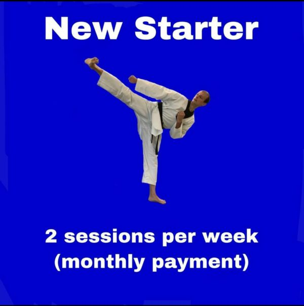 New Starter - 2 sessions per week